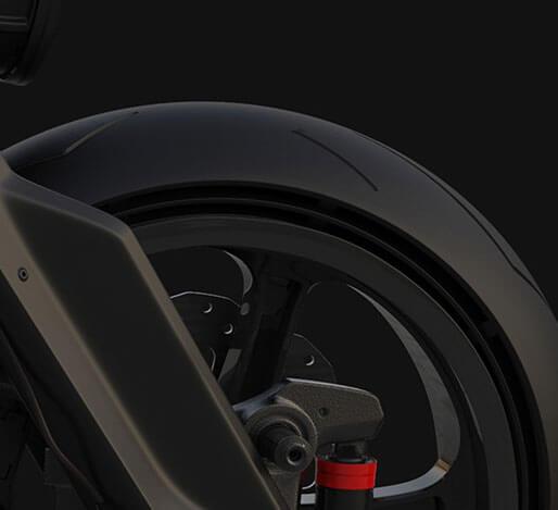 Moto Wheel